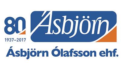 Ásbjörn Ólafsson - 80 ára